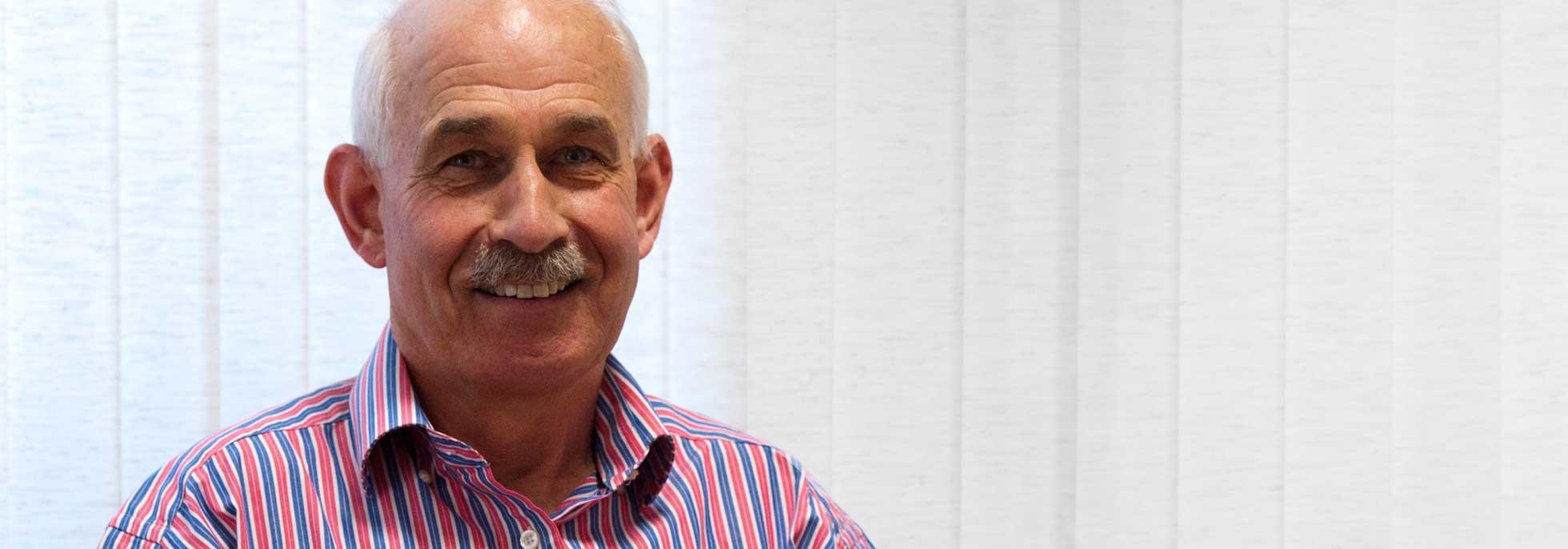 Paddy McGee, Managing Director SKM